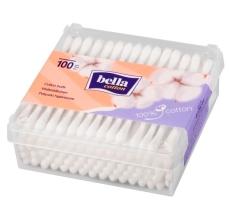 patyczki higieniczne w kwadratowym pudełku (100 szt.)