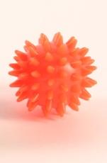 piłka rehabilitacyjna z kolcami (jeżyk) - 5,5 cm