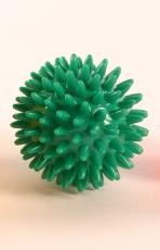 piłka rehabilitacyjna z kolcami (jeżyk) - 7 cm