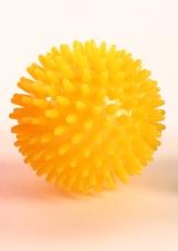 piłka rehabilitacyjna z kolcami (jeżyk) - 8 cm
