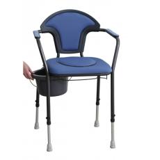 fotel sanitarny OPEN z regulacją wysokości