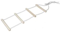 drabinka do podciągania się - 4 szczebelki