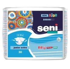Pieluchomajtki SENI Kids Junior Extra 16-30kg (30 szt.)