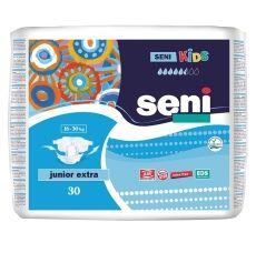 Pieluchomajtki SENI Kids Junior Extra 15+ (30 szt.)