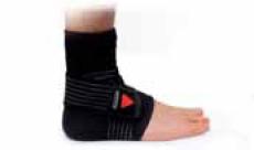 Orteza skokowo-stopowa elastyczna z paskami dociągowymi - Access